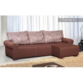 """Угловой диван-кровать """"Летти-3"""""""