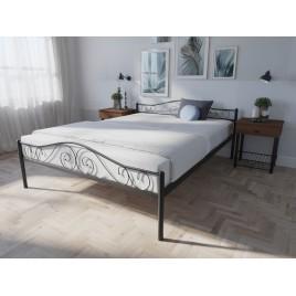 Металеве ліжко Еліс Люкс