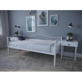 Металеве ліжко тахта Еліс Люкс