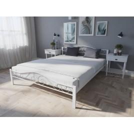 Металеве ліжко Еліс Люкс Вуд