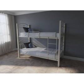 Металлическая кровать Элизабет двухъярусная