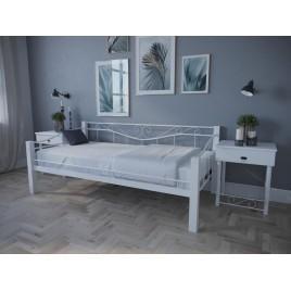 Металлическая кровать тахта Эмили
