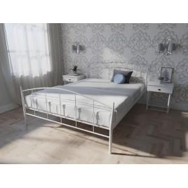 Металлическая кровать Летиция