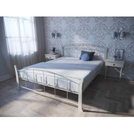 Металлическая кровать Летиция Вуд