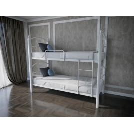 Металлическая кровать Патриция Вуд двухъярусная