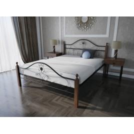 Металлическая кровать Патриция Вуд