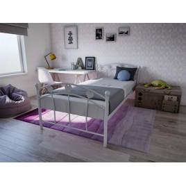 Металеве ліжко Принцеса