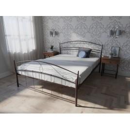 Металеве ліжко Селена