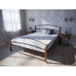 Металлическая кровать Селена Вуд