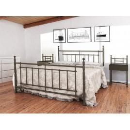 Металлическая кровать Неаполь