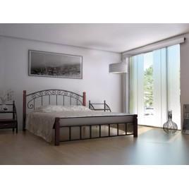 Металлическая кровать Афина