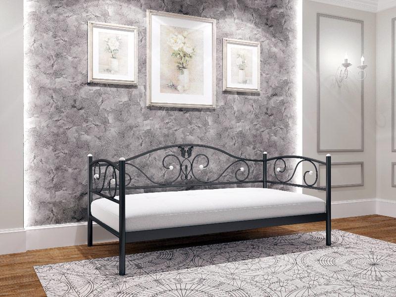 Металлическая кровать Анжелика мини