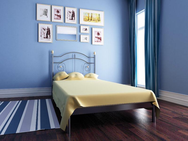 Металлическая кровать Диана Мини
