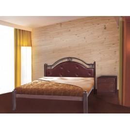 Металлическая кровать Эсмеральда Люкс