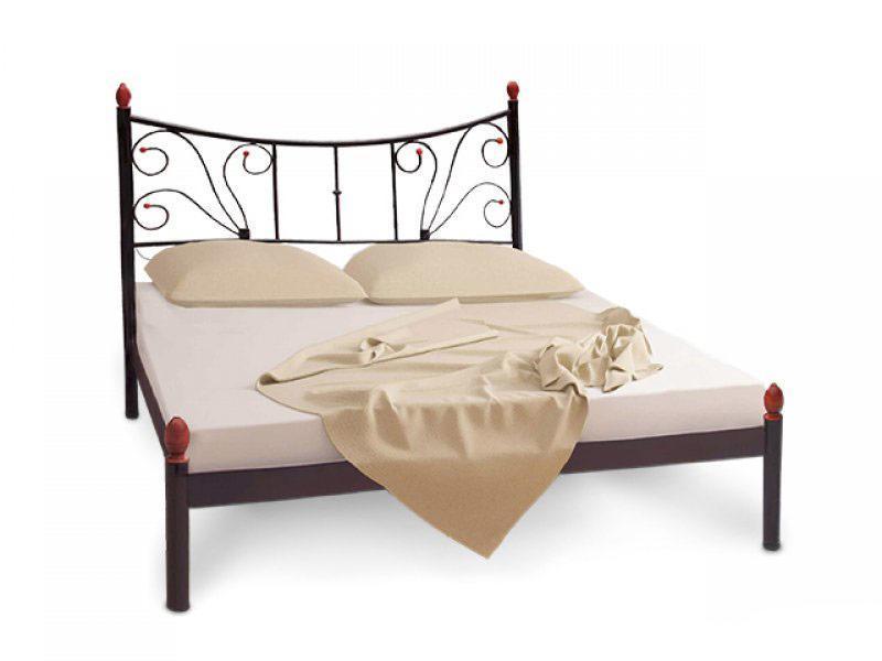 Металлическая кровать Калипсо 2