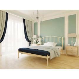 Металлическая кровать Шарлотта