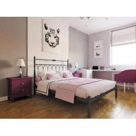 Металлическая кровать Тиффани