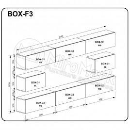 Вітальня BOX F3