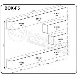 Вітальня BOX F5