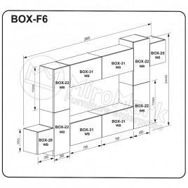 Вітальня BOX F6