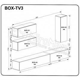 Вітальня BOX TV3
