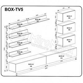 Вітальня BOX TV5