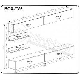Гостиная BOX TV6