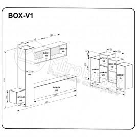 Вітальня BOX V1