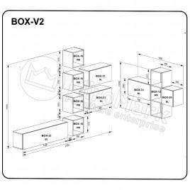 Гостиная BOX V2