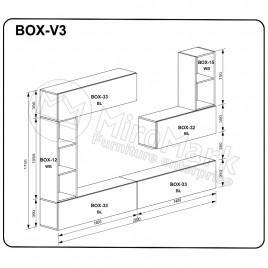 Вітальня BOX V3