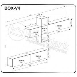 Гостиная BOX V4