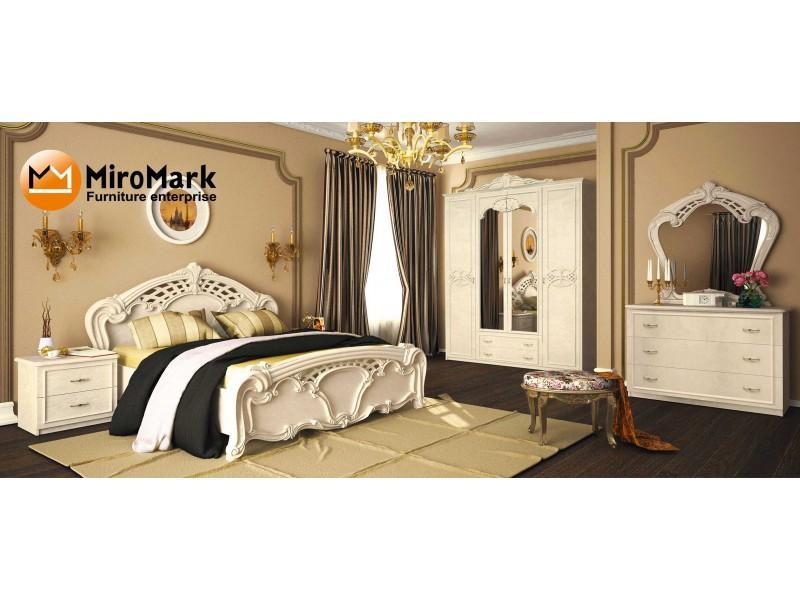 """Спальня 4д """"Олимпия"""""""