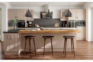 Барні стільці, завдяки яким легко оновити кухню