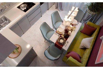 11 причин вибрати маленький диван для кухні