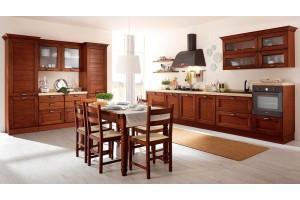 Как расположить блоки из каталога кухонной мебели?