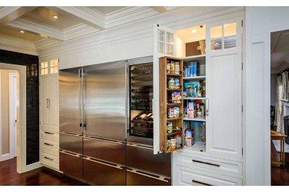 Шафа пенал для кухні - зручно і практично