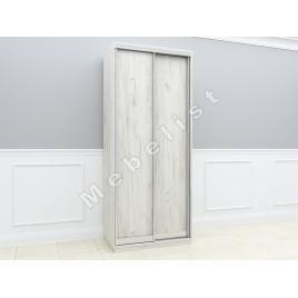 """Двухдверный шкаф купе """"Бюджет"""" (100x43x240)"""