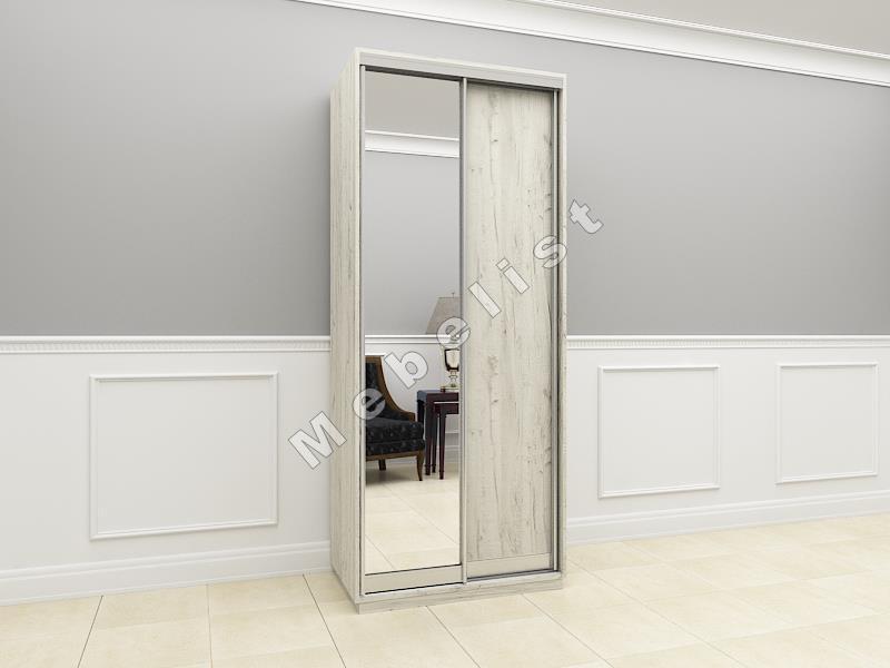 """Шкаф купе 2 двери """"Премиум"""" (110х60х240)"""
