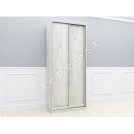 Двухдверный шкаф купе ПШК-02/22 110*58*222 см