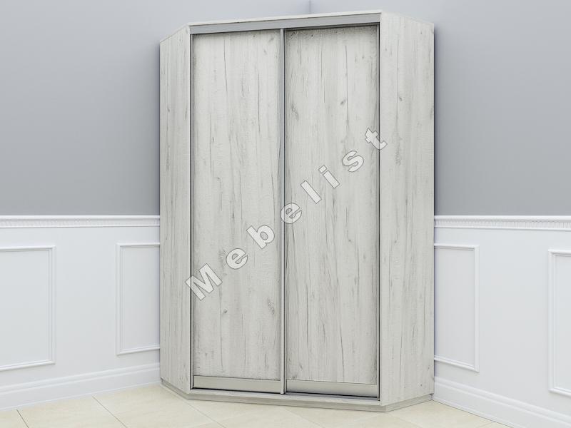 Угловой шкаф купе 120*90 см