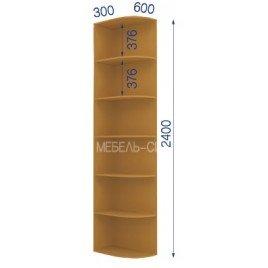 Консоль прямая KP60