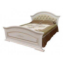 Ліжко 2СП м'яке узголів'я Ніколь