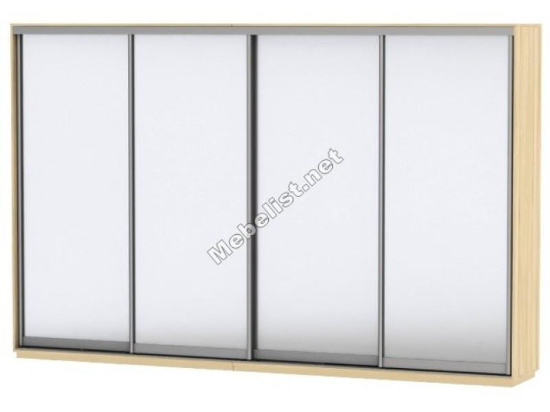 Четырехдверный шкаф купе Стандарт 380*45*240 см